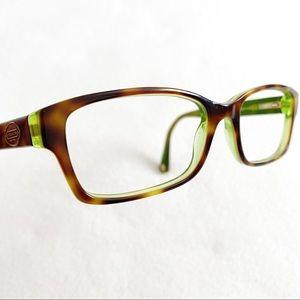 Coach HC6040 Brooklyn Tortoise/Green Frames